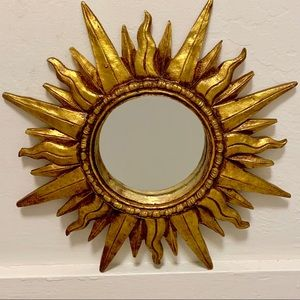 Other - Sun Mirror wall decor